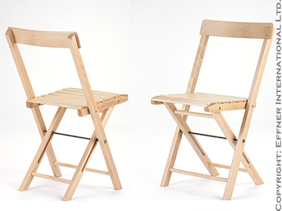 Klappstuhl holz  Klappbare Holzstühle Clu.b - Stuhlgrosshandel.de