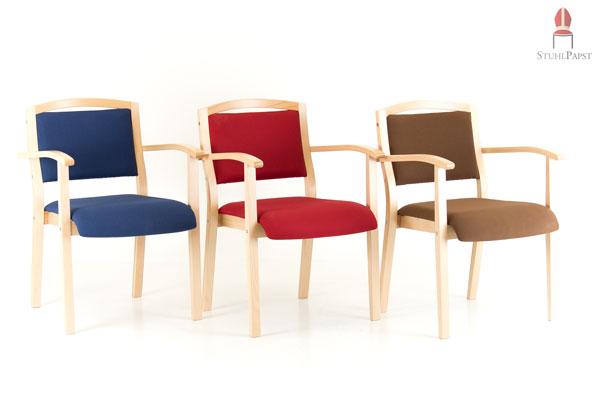 Stuhlpapst Hochwertige Stapelstuhle Tische